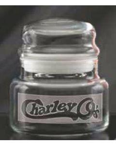 8 Oz. Apothecary Jar w/ Dome Lid