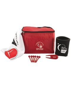 6 Pack Golf Cooler Kit
