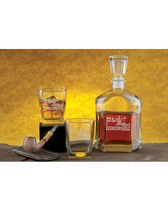 3 Piece Patrician Decanter Set