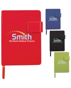 Magnetic Closure Junior Notebook