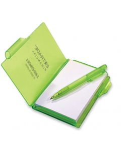 Jotter Pad w/ Pen (Spot Color)