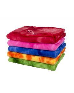 Tie-Dye Blanket