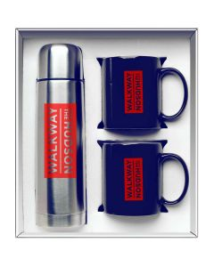 Midnight Blue Hampton To Go Gift Set