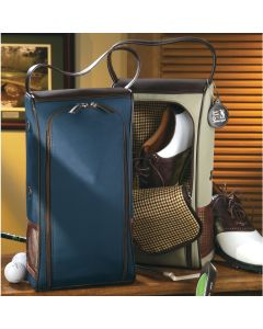 Woodbury Microfiber Golf Shoe Carrying Case