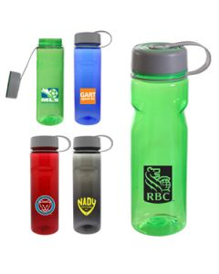 The Palm View Tritan Water Bottle (Direct Import - 10 Weeks Ocean)
