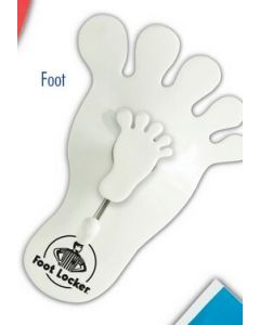 Hang-Its™ Suction Cup Hangers - Foot