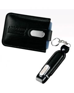 4 Gb USB Flash Drive Executive Memory Gift Set