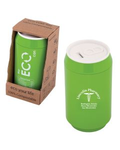 Double Walled 280 ML./9.5 Oz. Eco Can (Printed)