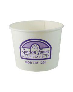 16 Oz. Paper Dessert Cup (Express Line)