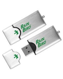 """Metal Pro Drive MP Flash Drive - 2 1/8"""" (8 GB)"""