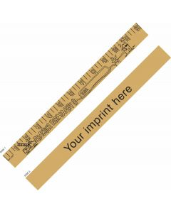 "Fire Safety ""U"" Color Ruler"
