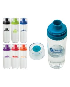 22 oz. Tritan Water Bottle w/ Drinking Spout