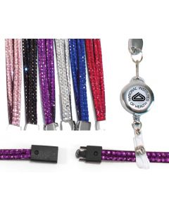 Blingyard w/ Retractable Badge Holder (Spot Color)