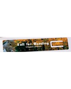 "Offset Full Color HD Resolution 6"" Ruler w/ Slot (0.02"" Thick)"