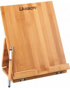 Tablet or Recipe Book Stand w/ Ballpoint Stylus
