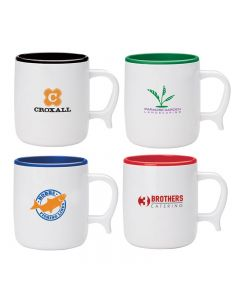 10 Oz. Biodegradable & Microwaveable PLA Mug