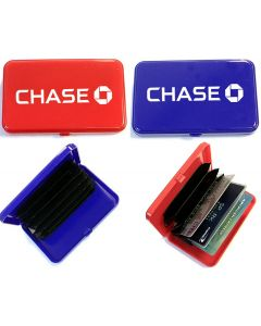 Pocket size credit and business cards case / wallet