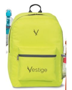 Neon Green Brooklyn Backpack