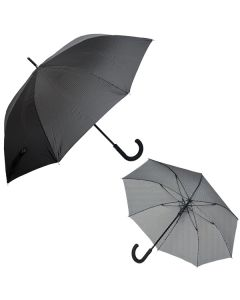 Executive Pinstripe Umbrella (Blank)