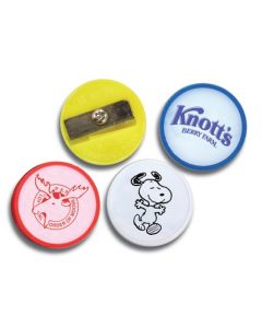 Round Pencil Sharpener (Spot Color)